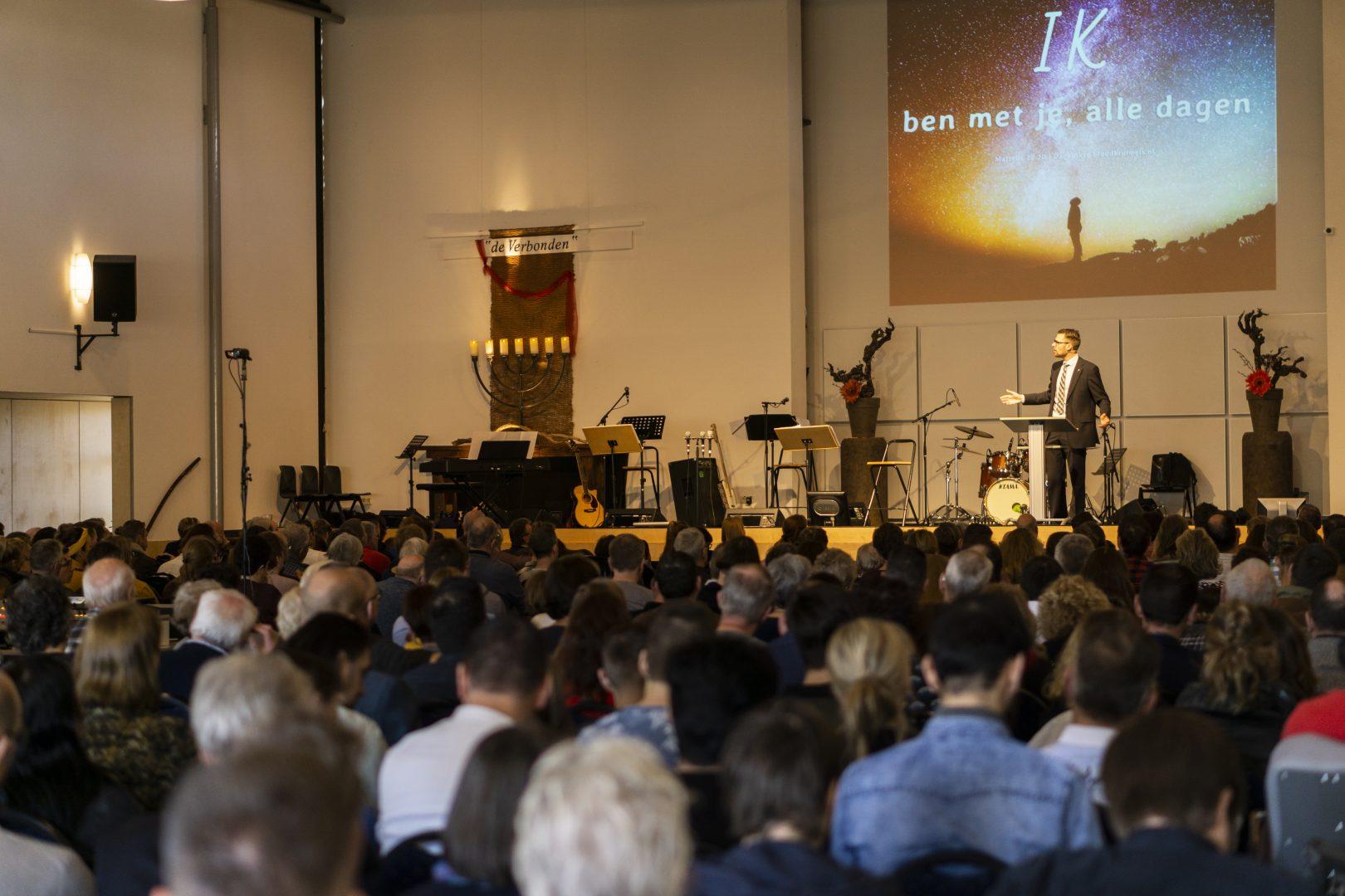 Gijs de Bree op podium – IK ben met je, alle dagen (2)