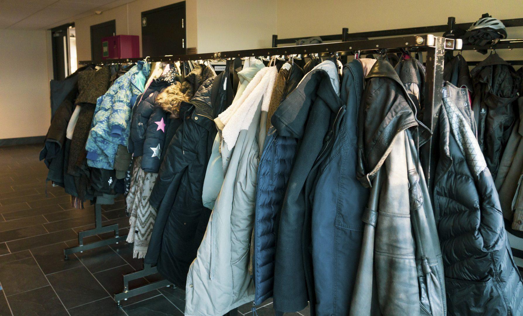 Garderobe VBG de Fontein