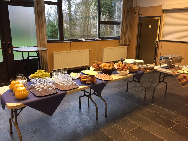 Mannenwerkgroep – ontbijt