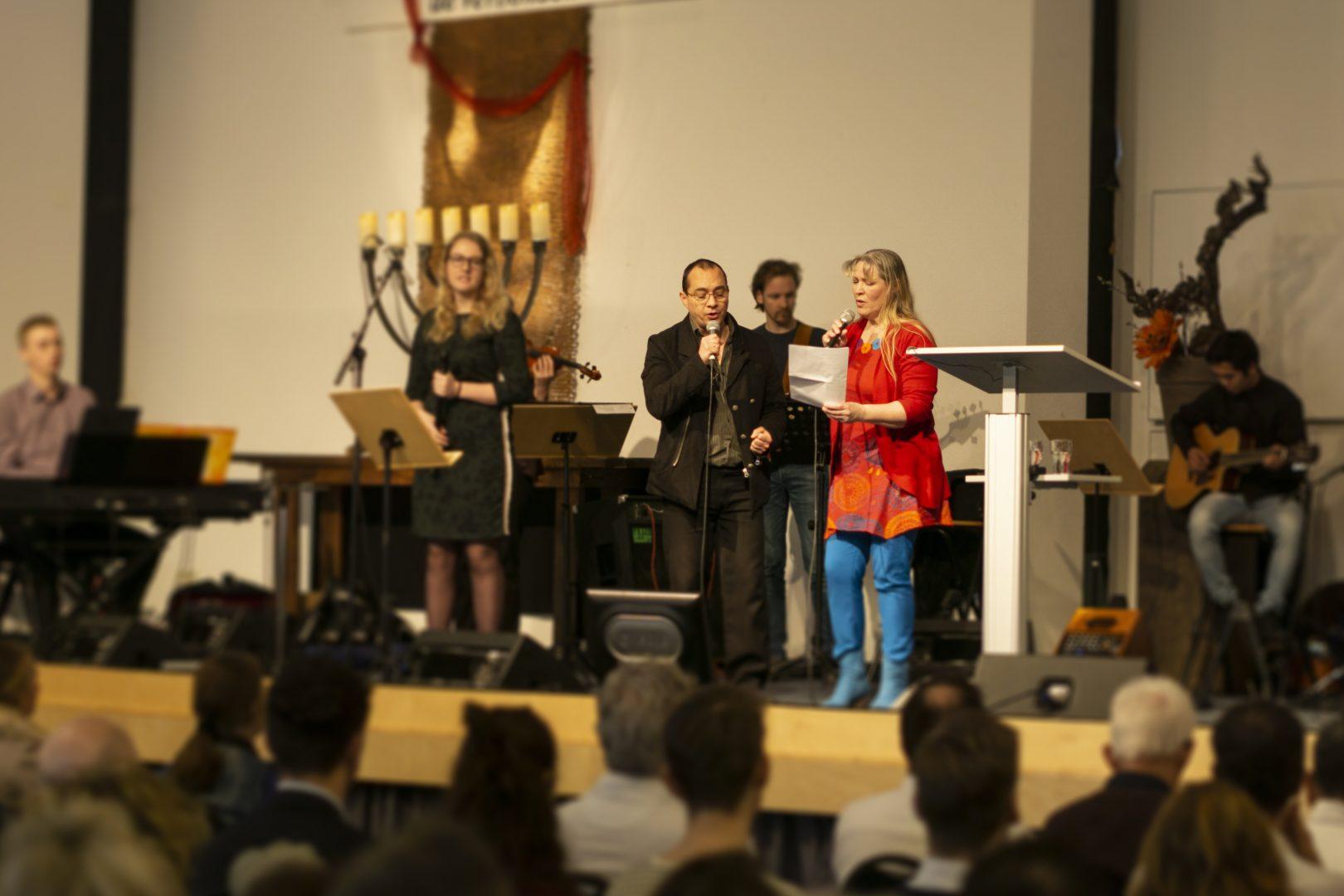 Zingen voor dopelingen